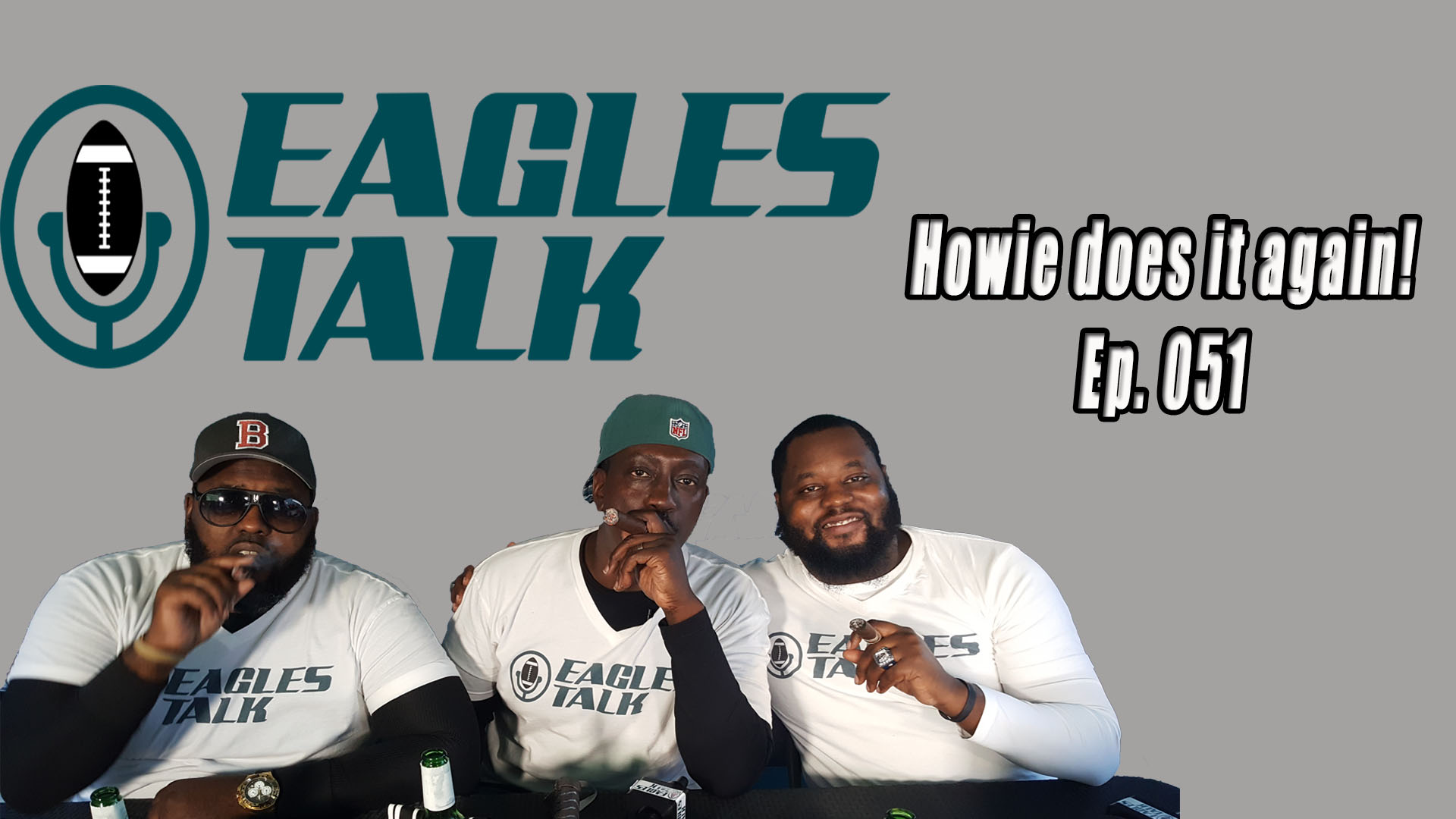Eagles Talk Ep051: Howie does it again! Eagles acquire DE M. Bennett