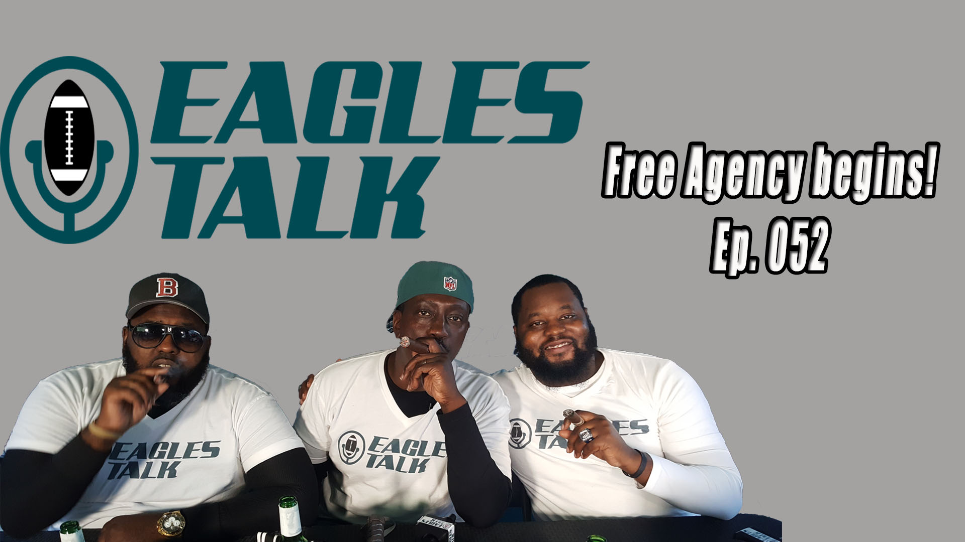Eagles Talk Ep052: Free Agency begins!
